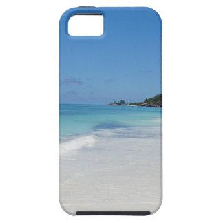 playa de Seychelles Funda Para iPhone SE/5/5s