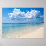 - Playa de siete millas - Islas Caimán del Caribe Impresiones