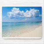 - Playa de siete millas - Islas Caimán del Caribe Tapetes De Raton