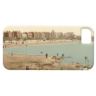Playa de Southport, Merseyside, Inglaterra Funda Para iPhone SE/5/5s