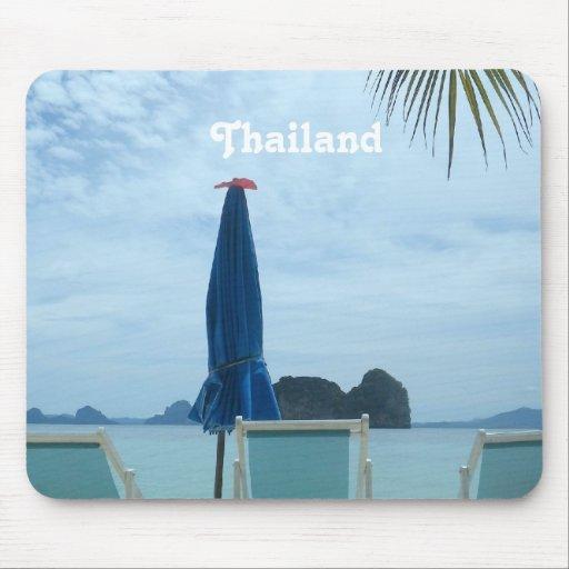 Playa de Tailandia Alfombrillas De Raton