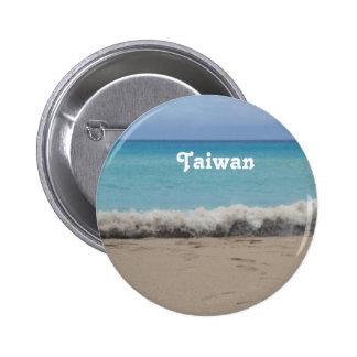 Playa de Taiwán Pin