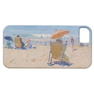 Playa de Tamarama - Elioth Gruner iPhone 5 Cárcasas