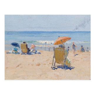 Playa de Tamarama - Elioth Gruner Tarjetas Postales