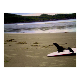 Playa de Tofino Impresiones