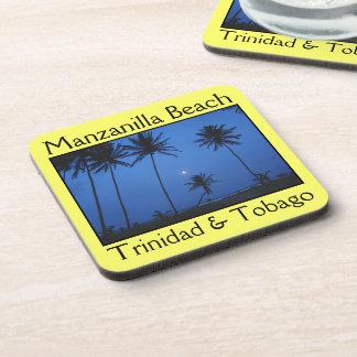Playa de Trinidad and Tobago Cocal Manzanilla Posavasos