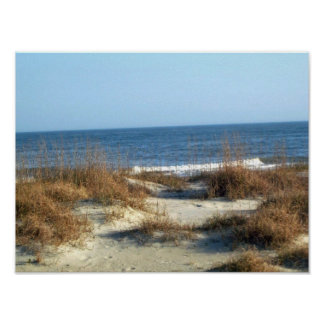 Playa de Tybee Impresiones