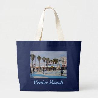 Playa de Venecia, California Bolsa Tela Grande