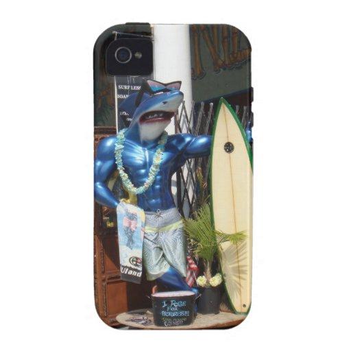 Playa de Venecia, California iPhone 4 Carcasas
