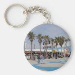 Playa de Venecia, California Llavero