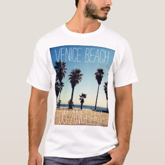 Playa de Venecia, camiseta de Los Ángeles