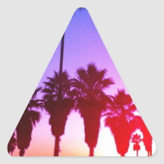 Playa de Venecia de las palmeras Colcomanias Triangulo