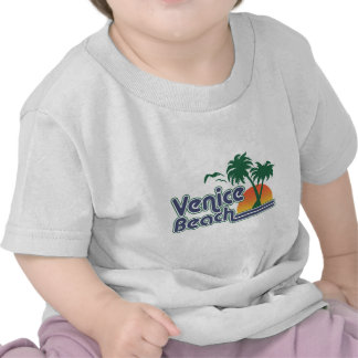 Playa de Venecia Camiseta