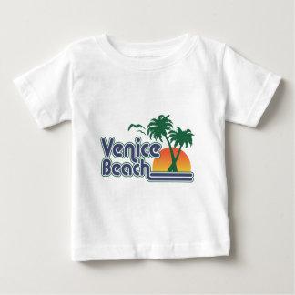 Playa de Venecia Playera De Bebé
