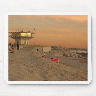 Playa de Venecia Tapetes De Ratón