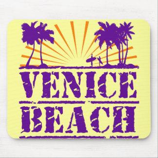 Playa de Venecia Alfombrillas De Raton