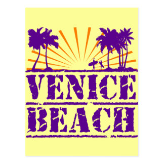 Playa de Venecia Tarjetas Postales