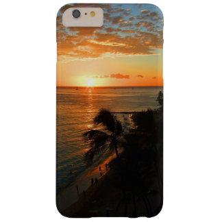 Playa de Waikiki Funda De iPhone 6 Plus Barely There