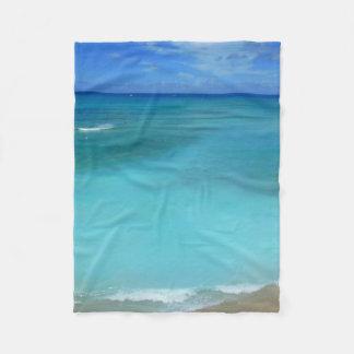 Playa de Waikiki Manta De Forro Polar