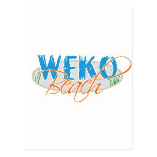 Playa de Weko Tarjetas Postales