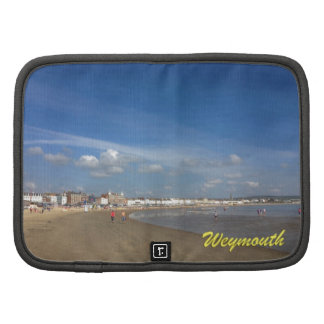 Playa de Weymouth Planificador