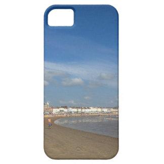 Playa de Weymouth iPhone 5 Case-Mate Protector