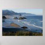 Playa del cañón, Oregon Impresiones