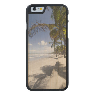 - Playa del Caribe de Trinidad - de Manzanilla Funda De iPhone 6 Carved® Slim De Arce
