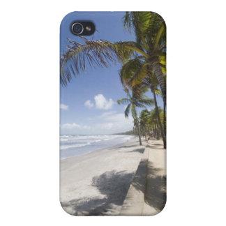 - Playa del Caribe de Trinidad - de Manzanilla enc iPhone 4/4S Funda