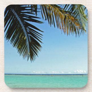 playa del Caribe Posavasos