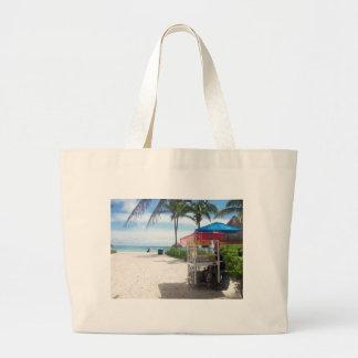 Playa Del Carmen Large Tote Bag