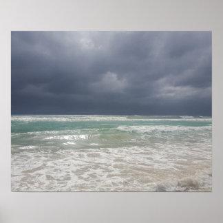 Playa del Carmen, Mexico Poster
