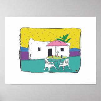 Playa del Carmen-Print