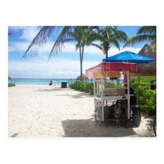 Playa del Carmen Tarjeta Postal