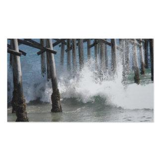 Playa del Condado de Orange Tarjetas De Visita