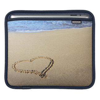 Playa del corazón del amor manga de iPad