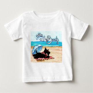 Playa del escocés t-shirt