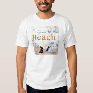 Playa del escocés poleras