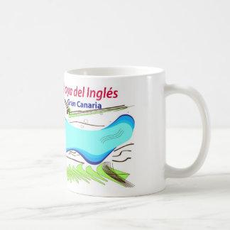 Playa del Ingles Gran Canaria Coffee Mug