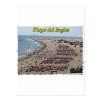 Playa del Ingles Postales