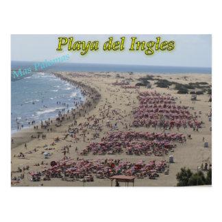 Playa del Ingles Tarjetas Postales