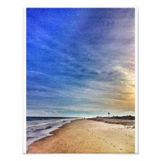 Playa del norte, Tybee Fotografias