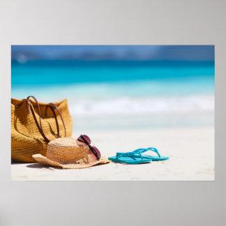Playa del océano posters