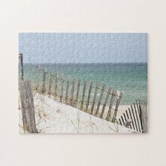 Playa del océano puzzles