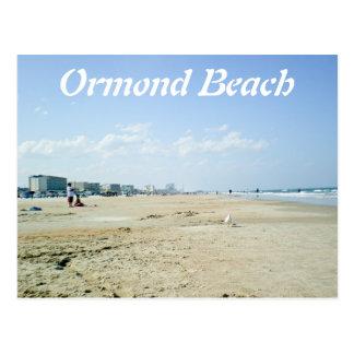 playa del ormond postales
