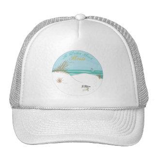 Playa del pie Walton (la Florida) Gorra