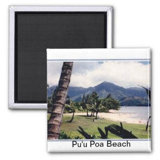 Playa del Poa del Imán-Pu'u Imán Cuadrado