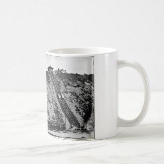 Playa del Rey Incline/Funicular - 1901 Coffee Mug