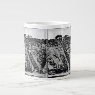 Playa del Rey Incline/Funicular - 1901 Giant Coffee Mug