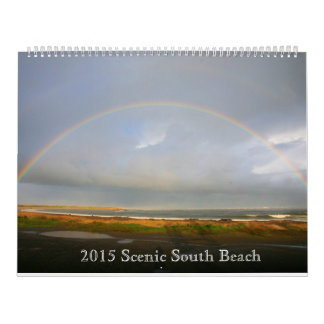 Playa del sur escénica - Westport Washington Calendario
